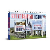 Great British History Book DVD Set