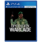 Operation Warcade PS4 Game (PSVR Compatible)