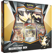Pokemon TCG: Dusk Mane Necrozma/ Dawn Wings Necrozma Box