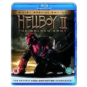 Hellboy 2 II The Golden Army Blu Ray