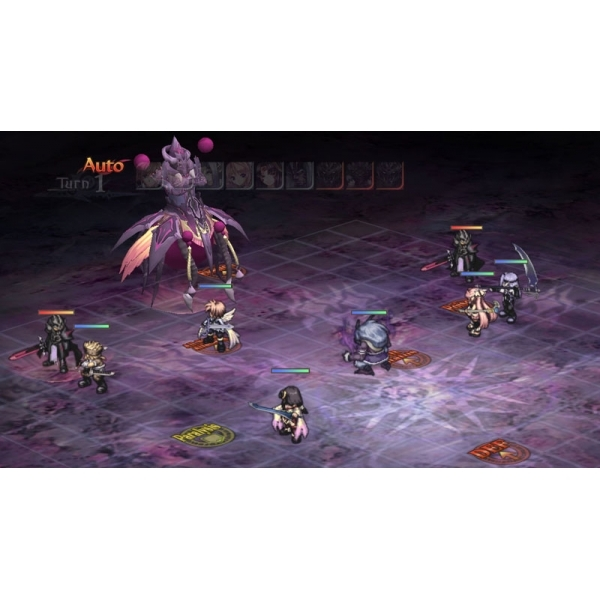 Agarest Generations Of War Game PS3 - Image 4