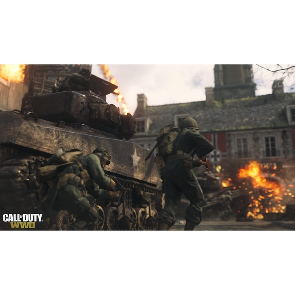 Call Of Duty WWII PS4 Game - Image 4