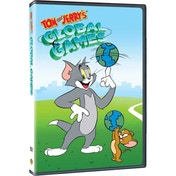 Tom and Jerry's Global Games DVD