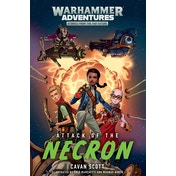 Warped Galaxies: Attack of the Necron Paperback – 21 Feb 2019