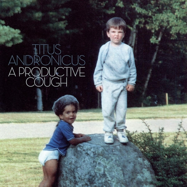 Titus Andronicus - A Productive Cough (With Free 7 Inch) Vinyl