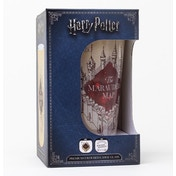 Harry Potter Marauders Map Coloured Glass
