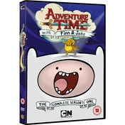 Adventure Time Season 1 DVD