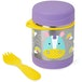 SkipHop Zoo Insulated Food Jar -  Eureka Unicorn - Image 3