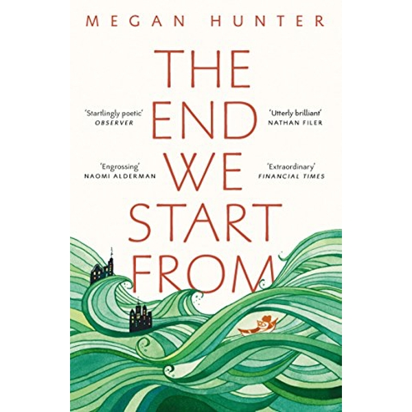 The End We Start From  Paperback / softback 2018