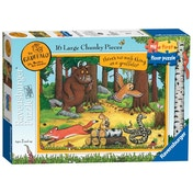 The Gruffalo My First Floor 16 Piece Jigsaw Puzzle
