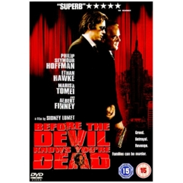 Before the Devil Knows Youre Dead DVD