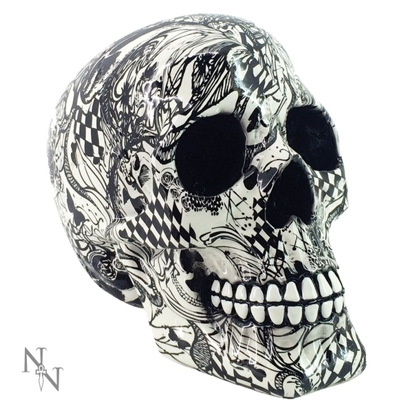 Cheapest price of Abstraction Skull in new is £12.99