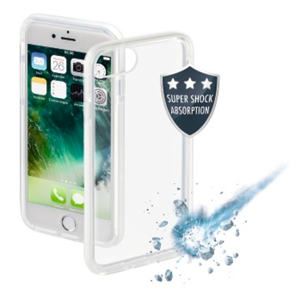 """Hama """"Protector"""" Cover for Apple iPhone 7/8, white"""