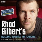Rhod Gilbert's Bulging Barrel of Laughs Mark Watson Audio Book CD