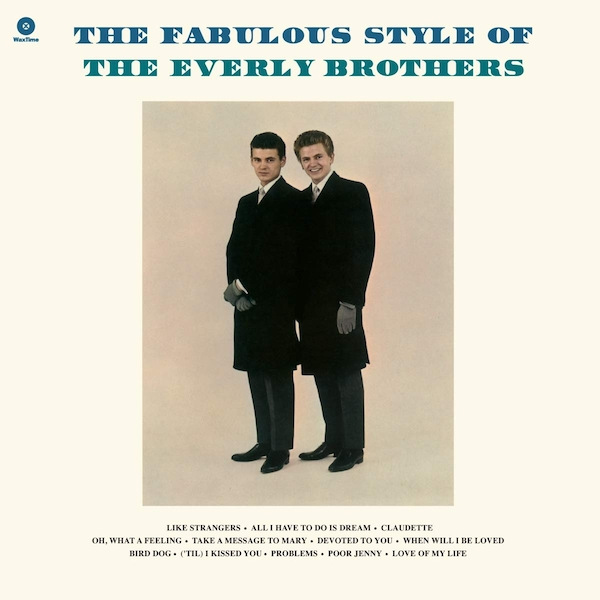 Everly Brothers - The Fabulous Style Of... Vinyl
