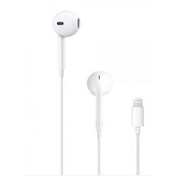 Apple In-Ear EarPod Earphones with Lightning Connector in White - No Retail Packaging