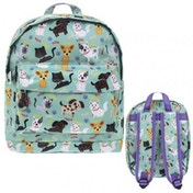 Children's Rucksack Cats and Dogs