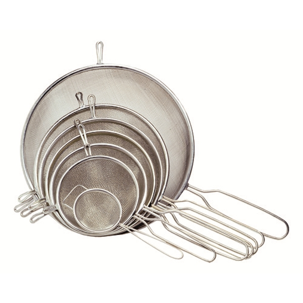 Chef Aid Metal Strainer 14cm Diameter