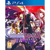 Under Night In-Birth Exe:Late[st] PS4 Game