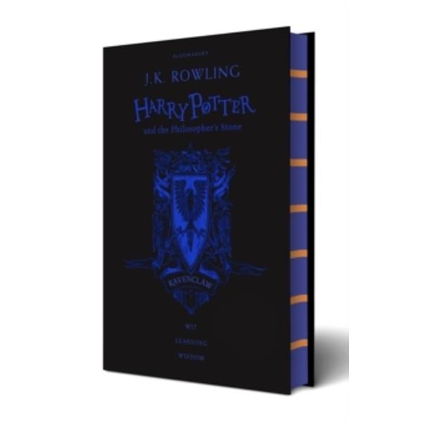 Harry Potter and the Philosopher's Stone - Ravenclaw Edition Hardcover