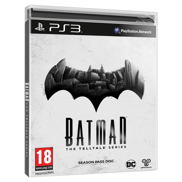 Batman Telltale Series PS3 Game