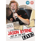 Jason Byrne: Out of the Box - Live DVD