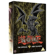 Yu-Gi-Oh! Season 1 The Official First Season DVD