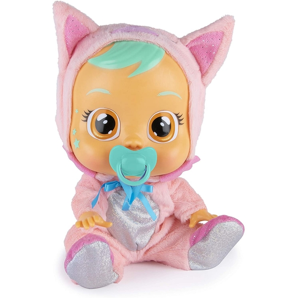 Cry Babies Fantasy Foxie Interactive Doll