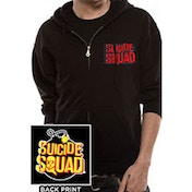 Suicide Squad Men's Bomb Hoodie - Small