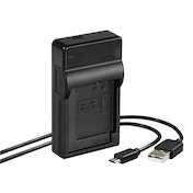 Hama Travel USB Charger for Canon NB-12L/13L