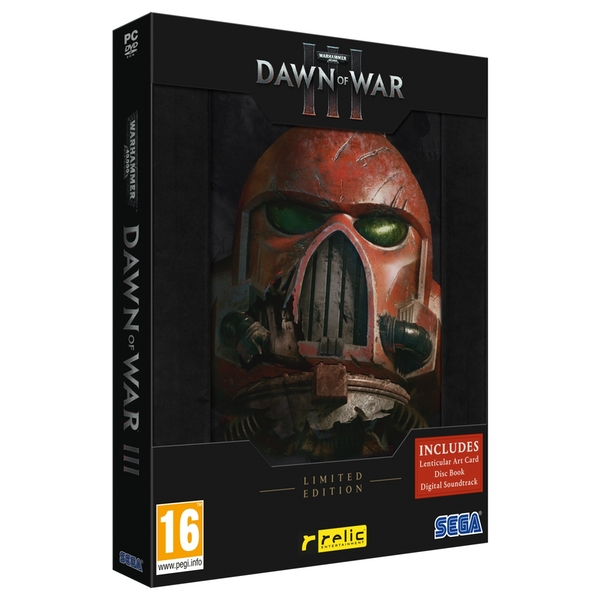 Warhammer 40,000 Dawn Of War III Limited Edition PC Game - Image 6