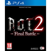 Attack On Titan 2 (A.O.T) Final Battle PS4 Game