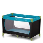 Hauck Dream N Play Travel Cot - Water blue