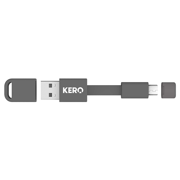 Kero Nomad 3 inch Micro USB Cable Key Ring