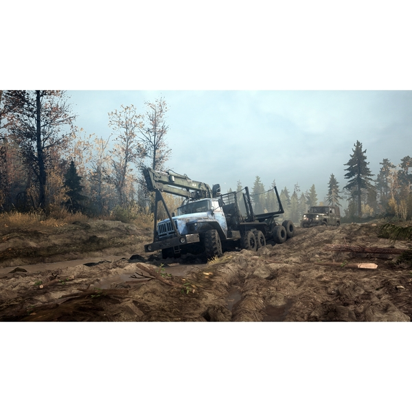 Spintires Mudrunner PS4 Game - Image 3