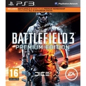 Battlefield 3 Premium Edition Game + Premium Membership PS3