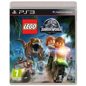 Lego Jurassic World PS3 Game