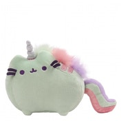 Pusheenicorn Sound Soft Toy Green