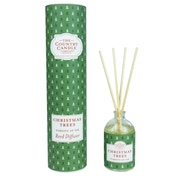 Christmas Trees Country Candle Reed Diffuser