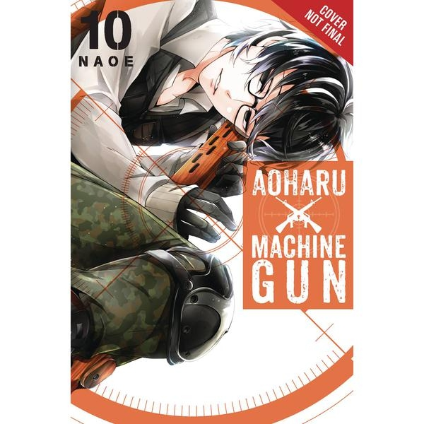 Aoharu X Machinegun: Volume 10