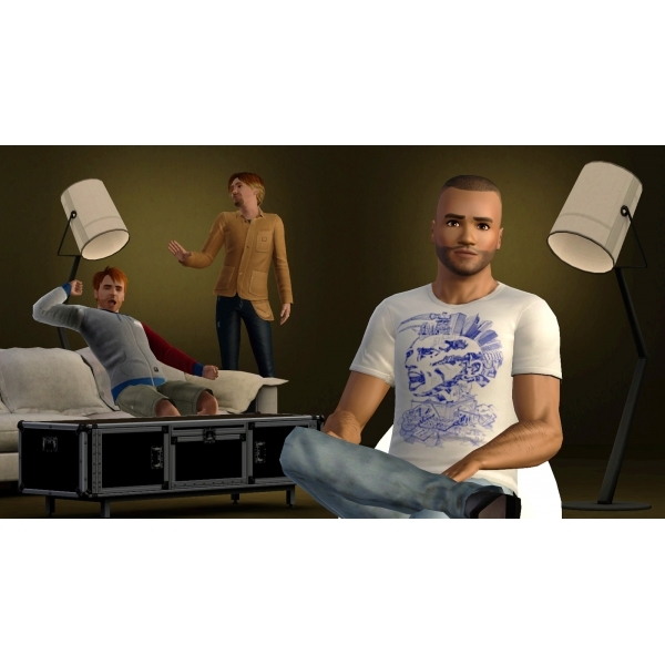 The Sims 3 Diesel Stuff Expansion Pack Game PC & Mac