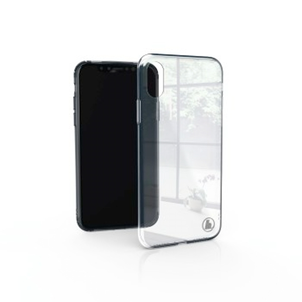 """Hama """"Glass"""" Cover for Apple iPhone X, transparent"""