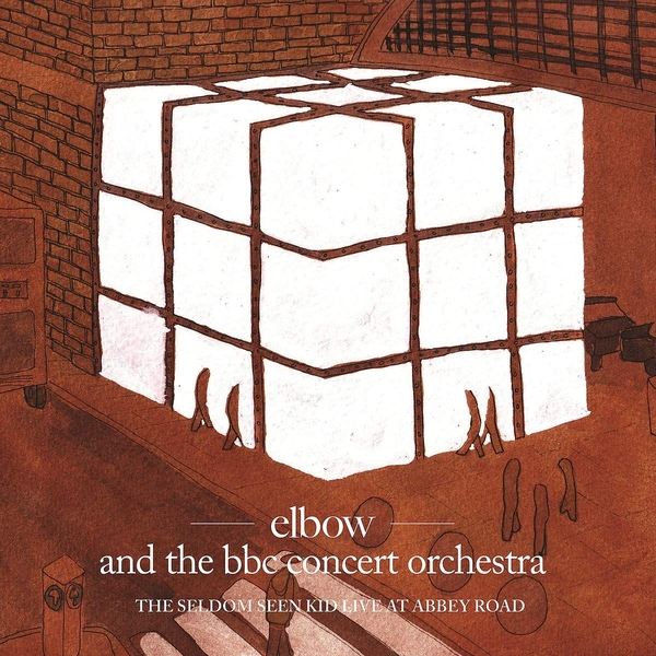 Elbow - The Seldom Seen Kid Live At Abbey Road - Half Speed Master Vinyl