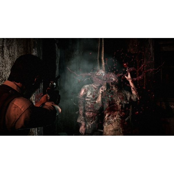 The Evil Within Game Xbox 360 (with The Fighting Chance DLC Pack) - Image 4