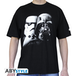 Star Wars - T Shirt Vador-Troopers Men's Large T-Shirt - Black - Image 2