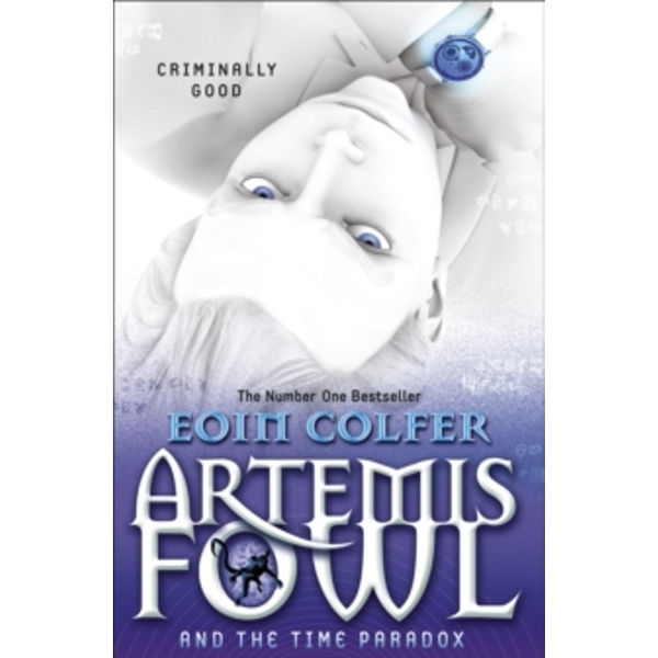 Artemis Fowl and the Time Paradox by Eoin Colfer (Paperback, 2011)