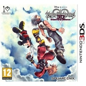 Ex-Display Kingdom Hearts 3D Dream Drop Distance Games 3DS Used - Like New