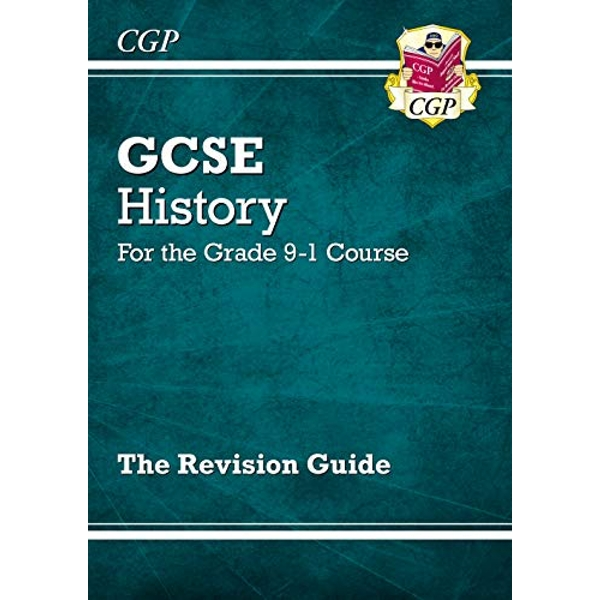 New GCSE History Revision Guide - For the Grade 9-1 Course by CGP Books (Paperback, 2016)