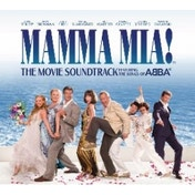 Mamma Mia The Movie Soundtrack CD