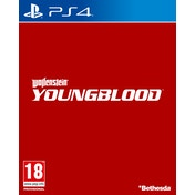 Wolfenstein Young Blood PS4 Game